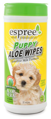Espree Puppy Wipes
