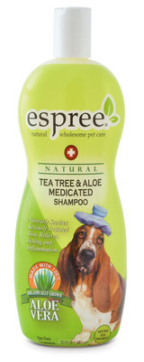 Espree Tea Tree & Aloe Medicated Shampoo