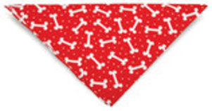 Fun Pattern Dog Bandanas