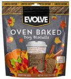 Evolve Limited Edition Pumpkin Spice Latte Biscuits