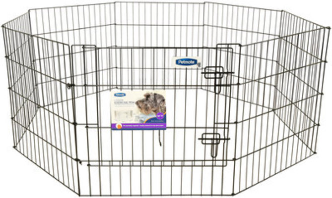 """Jeffers® 36""""H Exercise & Play Pen"""