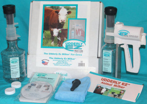 Udderly EZ Cow Milker Kit