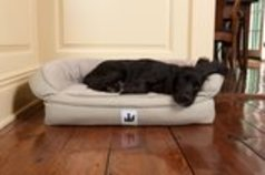 EZ-Wash Poly Headrest Dog Bed, Small