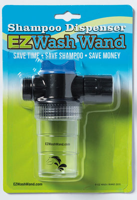 EZWash Wand Shampoo Dispenser