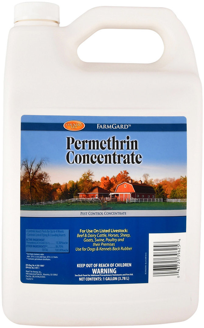 Farmgard 13 3% Permethrin Concentrate | Jeffers Pet