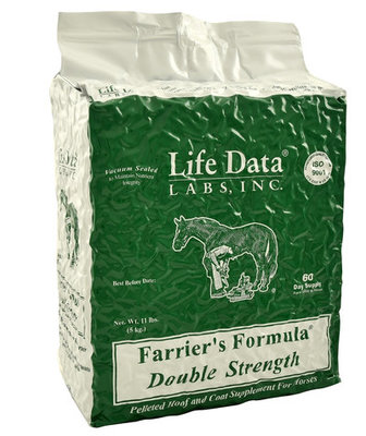 11 lb bag Farrier's Formula Double Strength