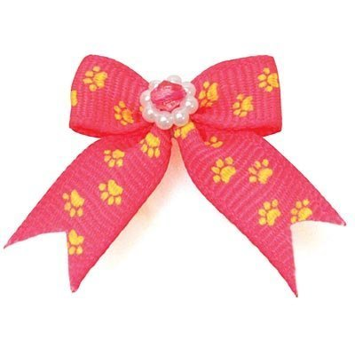 Fashion Hair Bows, 25-pack