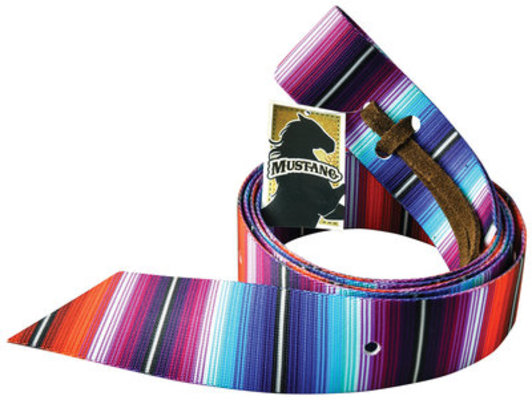 Fashion Print Nylon Tie Strap