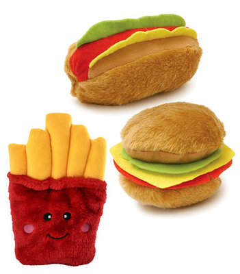 Fast Foodie Plush Toy Kit