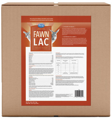 Fawn-Lac Milk Replacer, 45 lb