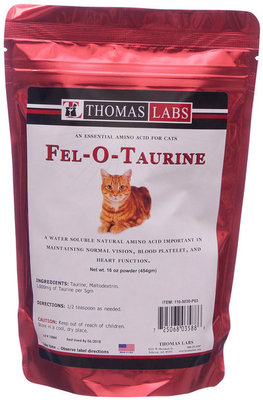 Felo Taurine, Taurine for Cats, 16 oz