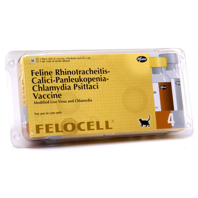 Felocell® 4 - 25 Dose