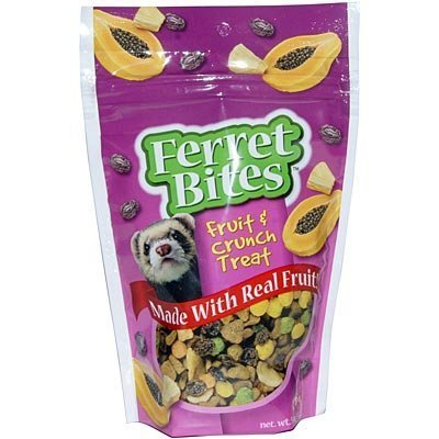 FerretBites Crunch Treats, 5 oz