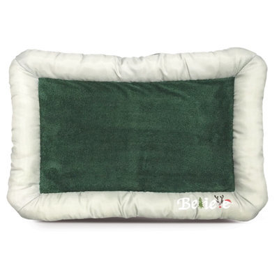 """Festive Holiday 36"""" x 23"""" Water-Resistant Crate Pads"""