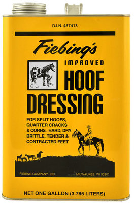 Fiebing's Hoof Dressing, gallon