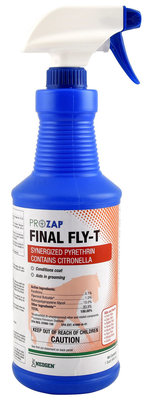Final Fly-T Horse Spray