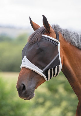 Shires Fly Mask without Ears