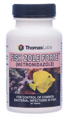60ct Fish Zole Forte, 500 mg