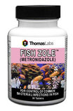 Fish Zole (Metronidazole, 250 mg) Tablets
