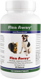 Flea Away Chewable Tablets, 100 count