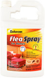 Enforcer Flea Spray for Homes, Gallon