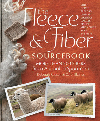 Fleece & Fiber Source Book