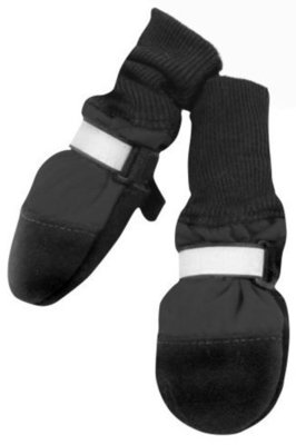 X-Small Fleece Lined Muttluks, Black