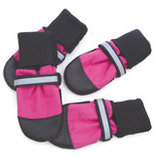 Fleece Lined Muttluks, Pink (set of 4)