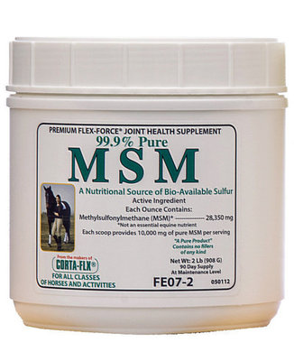2 lb Flex Force™ 99.9% Pure MSM, (64 servings)