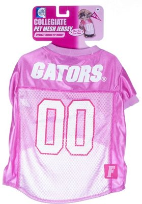 University of Florida Pet Mesh Collegiate Jersey
