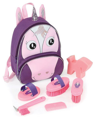 Flossy the Unicorn Grooming Kit