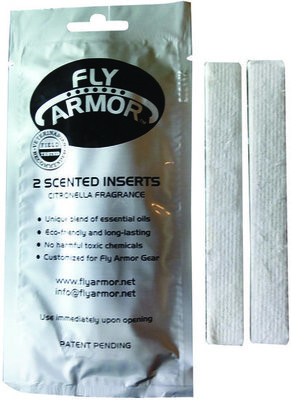 Fly Armor Replacement Set (2 inserts)