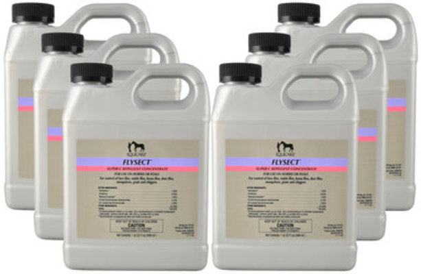 32 oz Flysect Super-C Concentrate, 6 pack