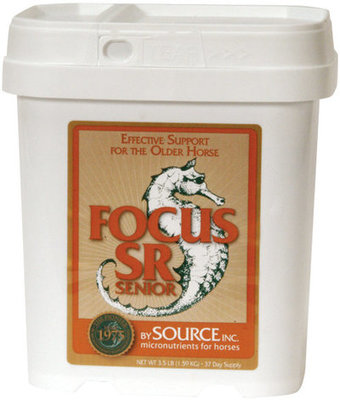 25 lb pail Focus SR, (266 day supply)
