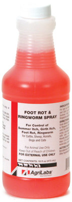 Foot Rot & Ringworm Spray