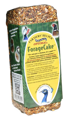 13 oz Optimal Forage Cake