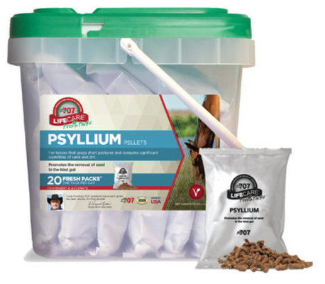 Formula 707 LifeCare Psyllium Fresh Packs