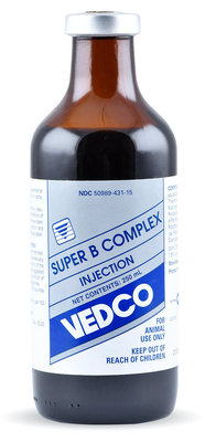 Fortified Vitamin B Complex Injection