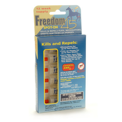 Freedom 45 for Horses