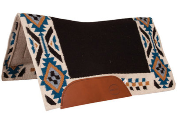 Freedom Contoured Wool Bottom Saddle Pad