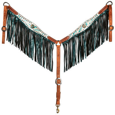 Freedom Feather Breast Collar