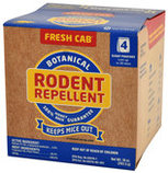 Fresh Cab Rodent Repellent, 10 oz box