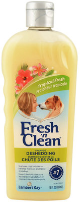 Fresh 'n Clean Deshedding Shampoo