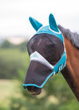 Full Face Fly Mask with Detachable Nose