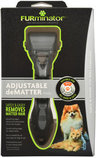 FURminator Adjustable deMatter Tool For Cats & Dogs