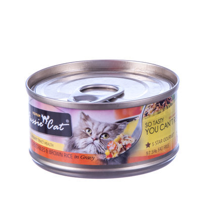 Fussie Cat Food - Urinary Tract Infection Prevention