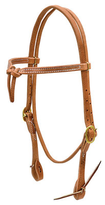 Futurity (Knotted) Browband Headstall