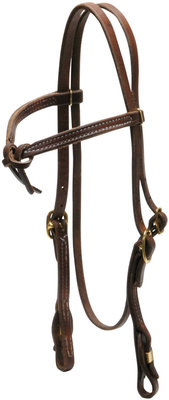Futurity Knotted Browband & Headstall