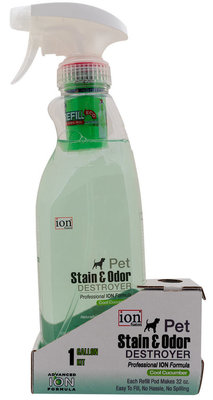 Pet Stain & Odor Destroyer Kit, Cool Cucumber, Gallon