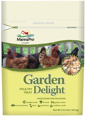 Garden Delight Poultry Treat